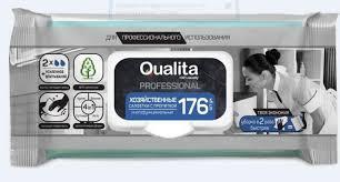 Qualita professional <b>влажные хозяйственные салфетки</b> N 176 ...