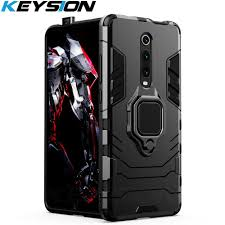 KEYSION <b>Shockproof</b> Armor <b>Case For Xiaomi</b> Mi 9T Pro <b>Redmi</b> K20 ...