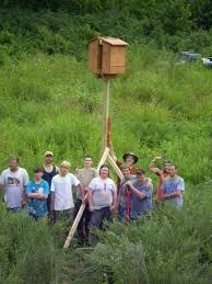 The Tennessee Bat Working GroupShelby Bottoms Bat House