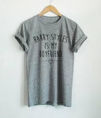 Женская <b>футболка</b> HARRY STYLES IS MY BOYFRIEND SHIRT ...