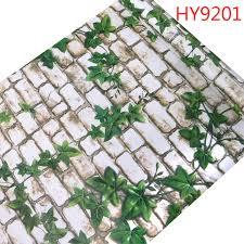<b>3d Brick</b> Stone Sticker Pattern Self Adhesive Peel and Stick <b>Vinyl</b> ...