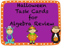 Teaching High School Math: Fun Halloween Middle and High School ...Fun Halloween Middle and High School Math Activities