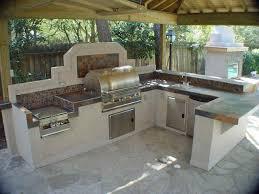 outdoor kitchen islands bars