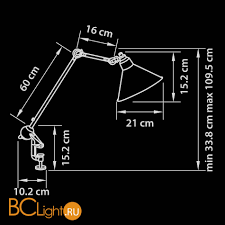 <b>Настольная лампа Lightstar</b> Loft <b>765924</b> купить в Москве в ...