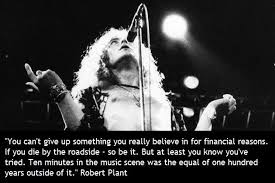 Robert Plant | Quotes | Pinterest | Robert Plant, Rock music and ... via Relatably.com