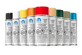 Mopar Touch Up Spray Paint 5 oz Can | Quadratec