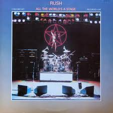 <b>Rush</b> - <b>All The</b> World's A Stage   Releases   Discogs