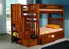 bunk bed with trundle desk and storage bunk bed desk trundle