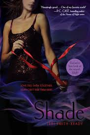 Book cover for Shade by Jeri Smith-Ready