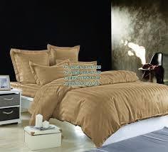 Однотонное <b>Комплект постельного белья</b> из сатина <b>od47</b>