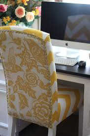 Fabric To Reupholster Dining Room Chairs 1000 Images About Reupholstered Chairs On Pinterest Parker