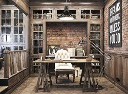 16 charming vintage home office designs that will provide pleasant work charming vintgae home offices
