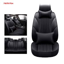 <b>HeXinYan Leather Universal Car</b> Seat Covers for Ford all models ...