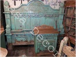 painted concho bed leather bed bedroom furniture painted