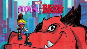 <b>Marvel's</b> 'Moon Girl and Devil Dinosaur' <b>Cartoon</b> Headed to <b>Disney</b> ...