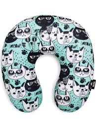 <b>Подушка RATEL Animal</b> Kittens ( для сна) One Size - Чижик