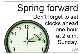 daylight savings time 2015