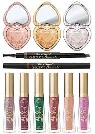 <b>Too Faced Natural</b> Love Makeup Collection Summer 2017 ...