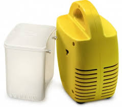 <b>Ингалятор Little Doctor LD-211C</b> Желтый Компрессорный - цена ...