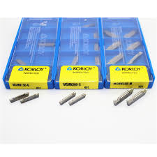 <b>10pcs</b> Aluminum Carbide Insert MGMN150 MGMN200 MGMN300 ...