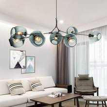 Online Shop ledNordic living room <b>ceiling</b> lamp personality creative ...