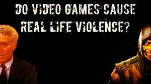 do video games cause real life violence do video games cause real life violence