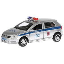 "<b>Машина</b> ""Технопарк"" Полиция, 12 см — купить в интернет ..."