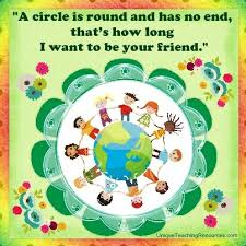 70+ Quotes About Friendship For Children: Download free posters ... via Relatably.com