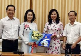 Ca sĩ Thanh Thúy làm Phó Giám đốc Sở Văn hóa - Thể thao