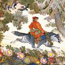 Аудио сказка Иван-царевич и <b>серый волк</b>. Слушать онлайн или ...