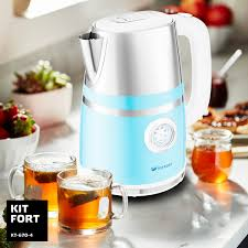 <b>Электрический чайник Kitfort</b> КТ-670-4 в Ярославле – купить по ...