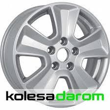 Купить колесный диск <b>КиК Серия Реплика КС672</b> (ZV 16_Ceed ...