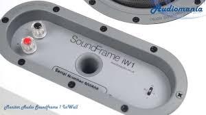 <b>Встраиваемая акустика Monitor</b> Audio SoundFrame 1 inwall ...