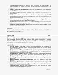 business analyst resume samples eager world it