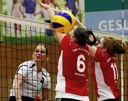 Volleyball: Anja Schröder: \u0026quot;Granatenmäßig\u0026quot; - badische- - 36186660