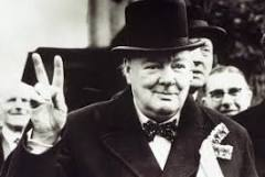 Garden of Praise: Winston Churchill Biography
