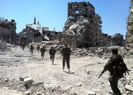 ¤ Syrie : reprise du quartier rebelle de Khaldiyé à Homs par l'armée -