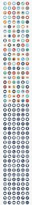 beautiful flat icons for free basic icons flat icons 1000