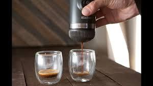 Обзор <b>Wacaco</b> Nanopresso: <b>портативная кофемашина</b> - YouTube