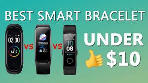 Best <b>Smart Bracelet</b> Under $10: <b>Gocomma</b> B1 vs Xiaomi Mi band 4 ...