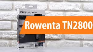 <b>Триммер Rowenta</b> TN-2800