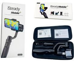 <b>Электрический стабилизатор</b> Hohem iSteady Mobile Plus black ...