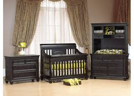 baby furniture set color black and window with curtaind brown nice baby nursery furniture kidsmill malmo