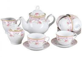 <b>Чайный</b> сервиз <b>Rosenberg</b> RPO-115043 – купить по цене 2079 ...