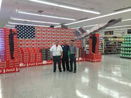 coca cola tribute to military makes the northwest florida daily eglin valparaiso military community customer