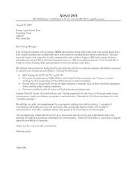 pilot job cover letter samplepilot cover letter example