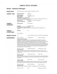 resume examples sample resumes for retail jobs resume examples resume examples