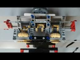Lego <b>Technic</b> Tank <b>Steering</b> System with double differential ...
