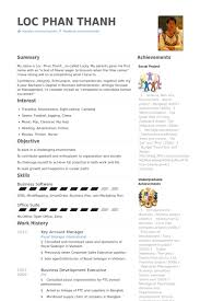 key account manager resume samples   visualcv resume samples databasekey account manager resume samples