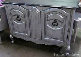 metallic paint finishes for furniture black and silver furniture